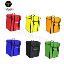 Large Heat Preservation Pizza Delivery Cooler Bag Backpack