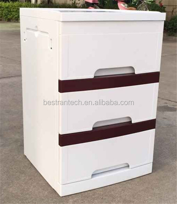 BT-AL002 hot plastic ABS Bedside Cabinet price
