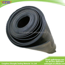 SD NR / SBR cloth Insertion Rubber Sheet thin rubber sheet