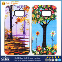 [GGIT] Printing Protective Case for Samsung, for Galaxy S6 Case with Design