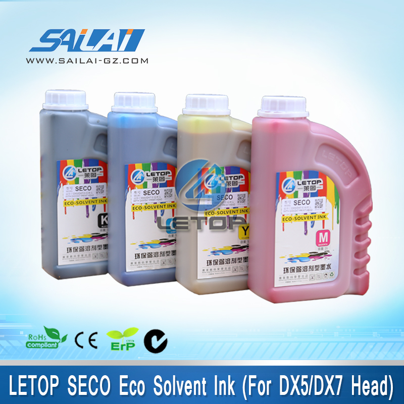 factory price dx5 dx7 printhead environmental printer eco-solvent ink