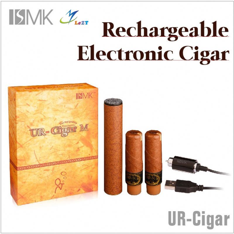 lezt Wholesale e-cigars rechargeable e cigarette brands UR cigar ismk refilles ecigs 2013 electronics cigarette in stock