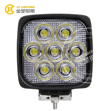 Square 35w work led light for truck/chopper motorcycle/sbt japan used cars, led lights cree