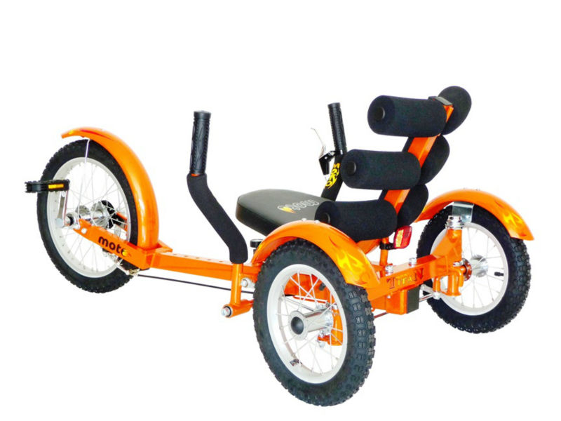 Three Wheels Cruiser Bike 16""