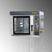 commercial bakery equipment small cake maker 5 tray bakery convection oven price