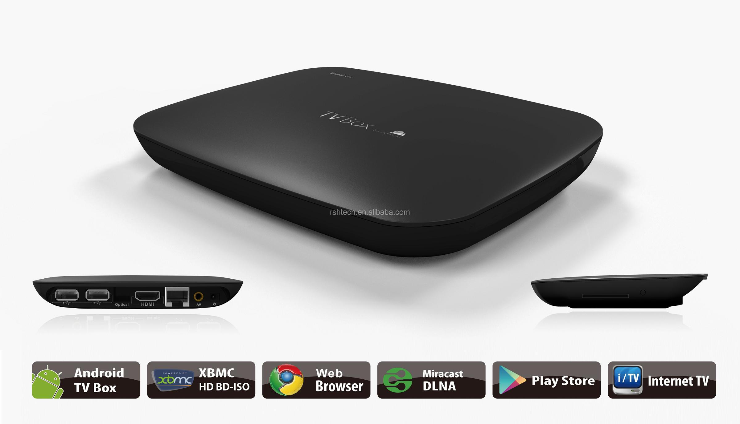 android smart media player dual core full hd streaming media player wifi internet browser XBMC 3d media player tv box