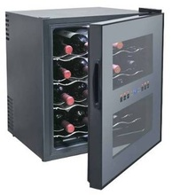 16 Bottles wine cooler with ETL/CE/ROHS
