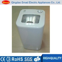 Home use portable mini plastic washing machine dryer