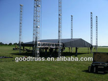 outdoor event tent truss system