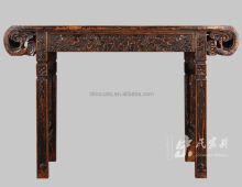 Chinese antique altar table corner table designs
