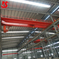 Double Beam travelling overhead Bridge Crane