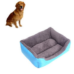 Alibaba Store Sale Cheap And Unique Plush Oxford Pet Nest Cat Kennel Dog Bed