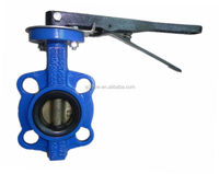 PTFE SEATED BUTTERFLY VALVE