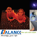 Star Sensory Room Fiber optic lighting carpet