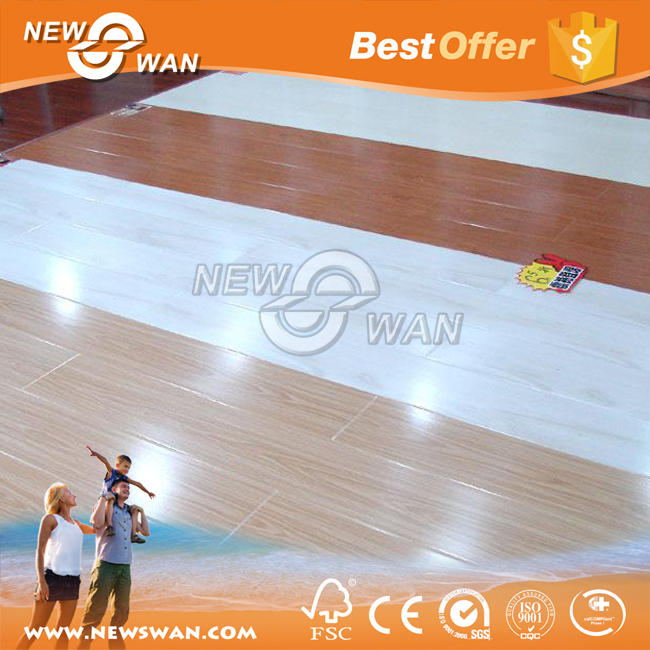 AC5 grade waterproof 12mm laminate flooring