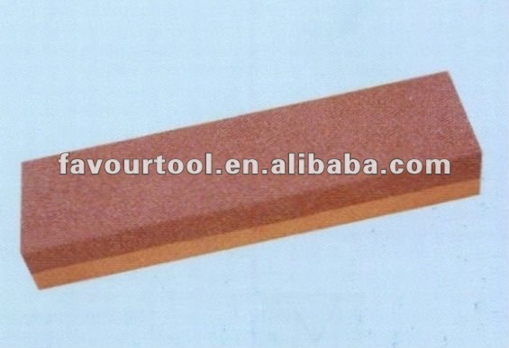 Combination Aluminium Oxide Sharpening Stone
