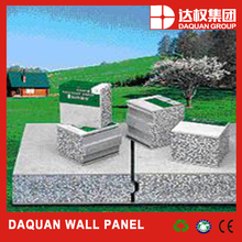 Insulated Eps foam concrete sandwich panel No asbestos
