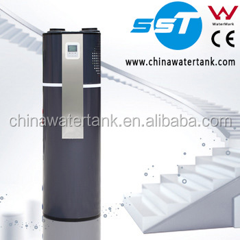 Solar Heater Enameled Heat Pump Water Tank geyser