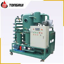 Tongrui Used Mobilizer Transformer Lubricant Oil Purifier