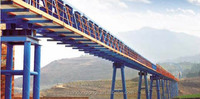 Heavy Duty Pipe Conveyor Belts Making