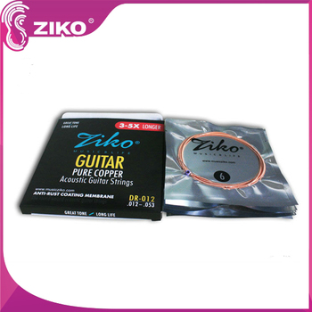 Excellent guitar strings packaging,acoustic guitar strings