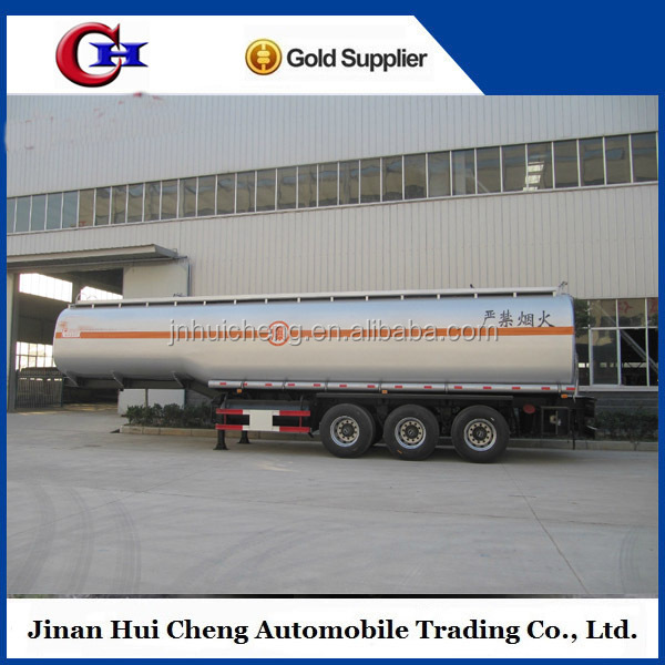 40000 liters fuel tank semi trailer tanker truck dimension