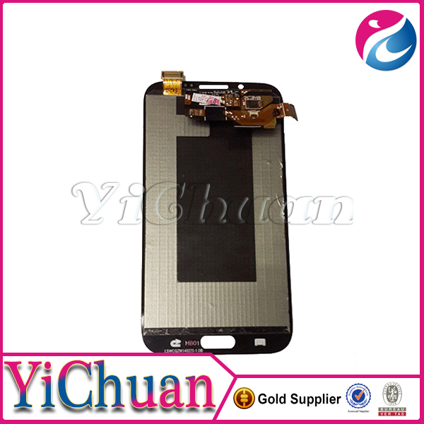 Hot selling for galaxy note 2 sgh-i317 lcd screen and digitizer, for samsung galaxy note 2 n7100