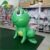 Inflatable Cartoon Frog Model for Advertising
