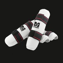 Taekwondo Logo Customized Martial Arts Shin Guards