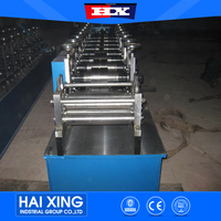 T Grid Cold Rolling Steel Bar Making Machine Ceiling Roll Forming Machine