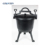 Hot Sale South Africa 3 Legs Cast Iron Potjie Pot for Outdoor Cooking