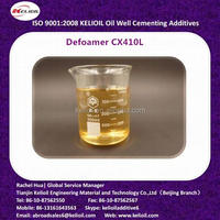 OIL WELL CEMENTING ADDITIVES CX410L DEFOAMER