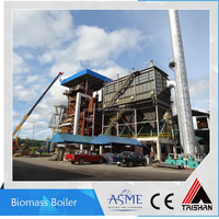 Biomass fuel fired boiler by Taishan Group