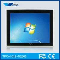 12 inch TPC-1012 Full IP65 embedded computer with touch screen