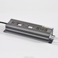 12V/24V 150W waterproof led power supply