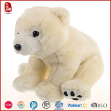 2016 Lovely images of polar bears plush wholesale for Children's Day