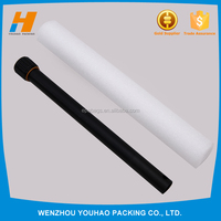 High density lightweight hollow epe foam tube for wholesale