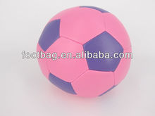 The World Cup soccer ball soft ball