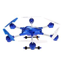 31760910-2.4G with Six Axis Gyro 360 degrees Rotating RTF RC Hexacopter Drone UFO(Middle Size)With 0.3MP Camera