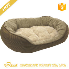 Hot sale colorful warm soft large luxury dog cat bed