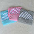 Baby Cotton Hooded Towels