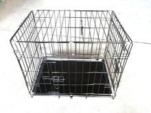 China supplier Steel Door / Pet Dog Carrier/ Pet Dog Supplies hot sale dogs application dog aluminum cage