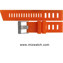 High Quality Silicone Rubber Wrist Watch Strap