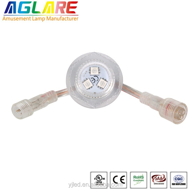 aglare led lighting amusement rides colorful led lamp