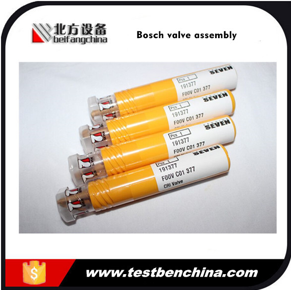 Bosch valve assembly common rail injector & piezo injector valve