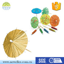 Top quality Biodegradable decorative pick in bulk