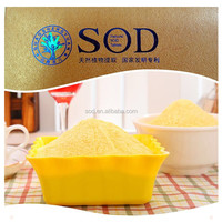 Plant corn extract organic antioxident gliadin superoxide dismutase sources