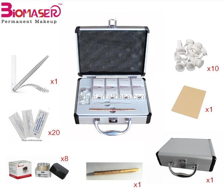 Biomaser cartridge makeup machine needles & cartridge eyebrow tattoo needle