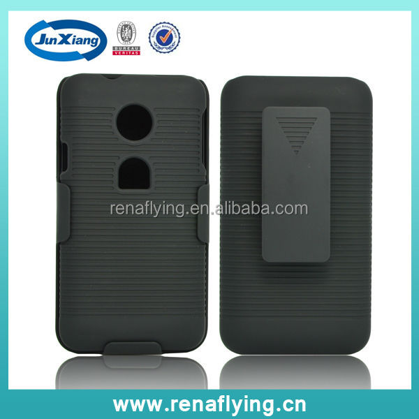 China wholesale combo funda clip for huawei y330