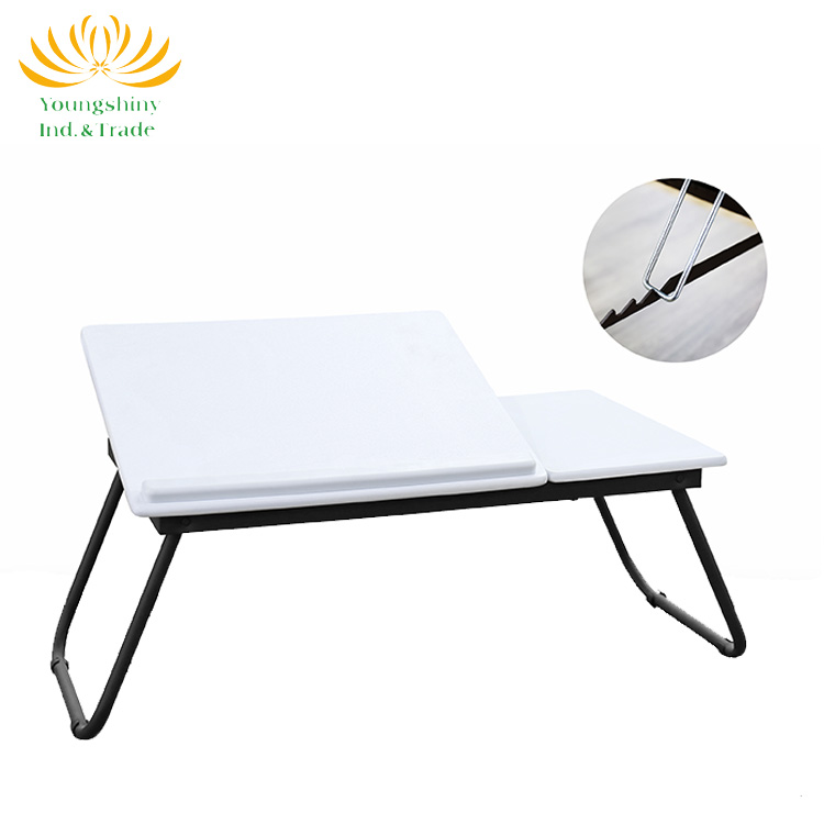 Modern portable plastic folding kids lap desk